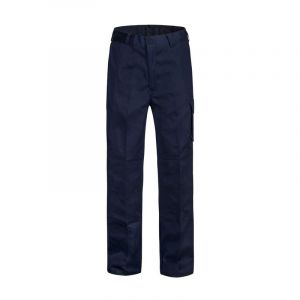 MODERN FIT MID-WEIGHT COTTON CARGO WORK PANT