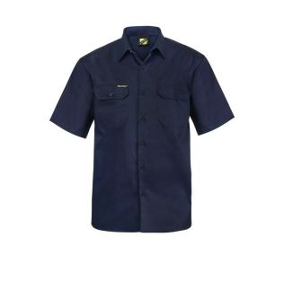 S/S COTTON WORK SHIRT