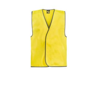 UNISEX HI VIS SAFETY VEST