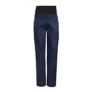 MATERNITY COTTON CARGO WORK PANT