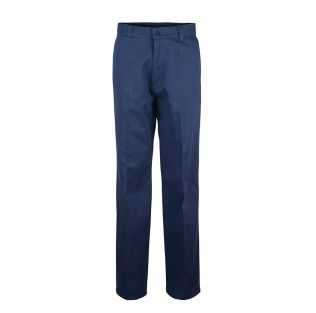 CLASSIC FLAT FRONT COTTON WORK PANT