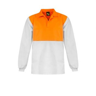 FOOD INDUSTRY HI VIS L/S  JACSHIRT