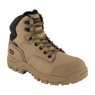 Magnum Precision Max SZ CT WPI Work Boot Stone