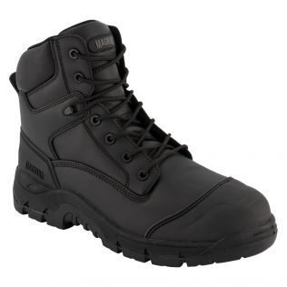 Magnum Roadmaster CT CP SZ Safety Work Boot Black