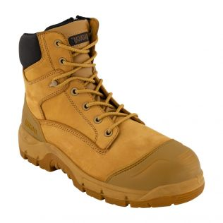 Magnum Roadmaster CT CP SZ Safety Work Boot Wheat