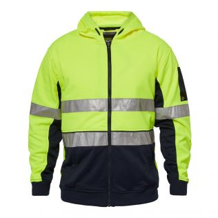 PEAK Hi Vis Hoodie With Tape